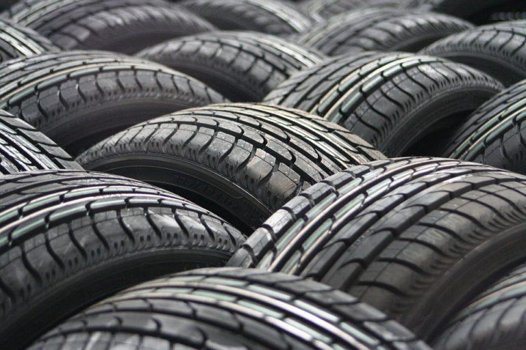 Sturdy winter tires